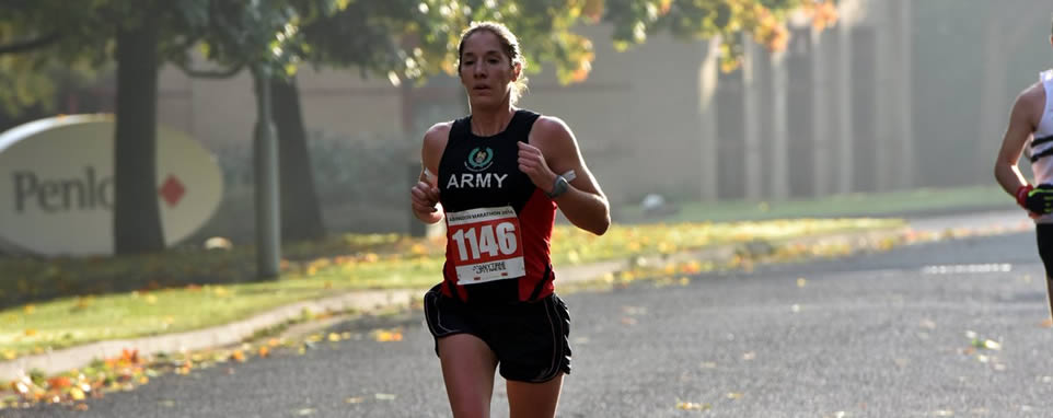 Army Athletics Association, Pte Roanna Vickers